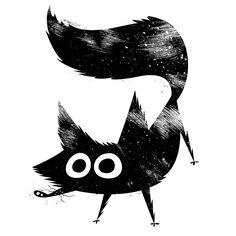 #fox #illustration