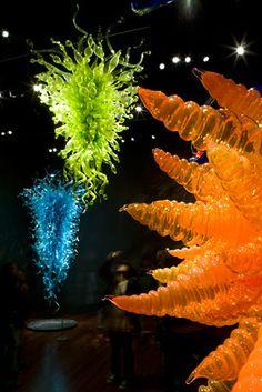 CHANDELIER ROOM  JUNE 14 - SEPTEMBER 28, 2008  DE YOUNG MUSEUM  SAN FRANCISCO, CALIFORNIA