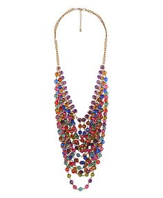 cool colorful necklace