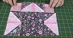 10-Minute Table Runner – It Doesn't Get Easier Than This! | 24 Blocks