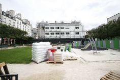 Jardin de l'hôtel Salé - Léonor Fini Street View, Gardens