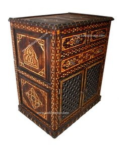 Moroccan Furniture And Moroccan Furniture Los Angeles Including Our Moroccan  Carved Wood Cabinet, Carved Wood Cabinet, Metal And Bone Cabinet, ...