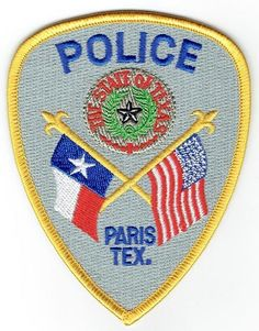 Paris PD TX