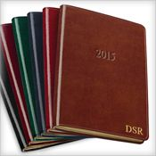 Planners Handcrafted in Maine | Gallery Leather