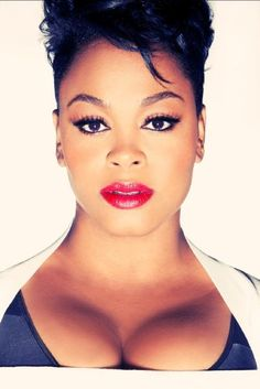 HBD Jill Scott!  Did we mention we love her??  Get her look here: http://www.gingerormondbeauty.com/get-the-look-featuring-motives-cosmetics.html