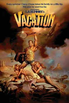 National Lampoon Vacation movies