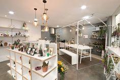 따뜻한 가화 꽃집인테리어 - 전주인테리어 디자인투플라이