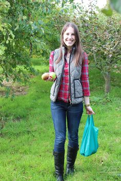 Apple Picking Time of the Year