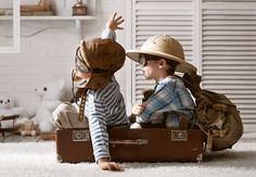 Whether you're flying with a toddler prone to sprinting away or a grade schooler who turns into kidzilla when she's bored, here's how you can tackle the most common challenges flying with kids. Little Man, Little People, Baby Kids, Baby Boy, Carters Baby, Flying With Kids, Raising Boys, Baby Jogger, Fun Challenges