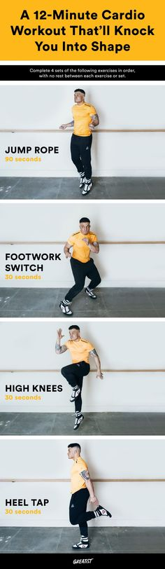 Float like a butterfly; sting like a bee.  #greatist https://greatist.com/fitness/boxing-workouts-cardio-moves-for-endurance