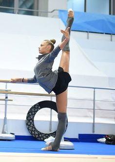 Aleksandra SOLDATOVA (RUS) Training