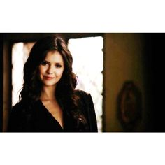Photo by K • PicMonkey: Photo Editing Made Of Win ❤ liked on Polyvore featuring nina dobrev, tvd and vampire diaries