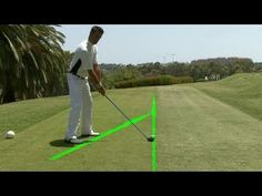 Drill to get longer drives -  How To Know About Common Mistakes At Golf Set-Up - YouTube