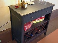 wine racks : Decorating : DIY Network