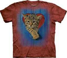 Gatito corazón. #8185