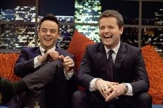 Ant and Dec back in charts with Lets Get Ready to Rhumble, on course for the number one!