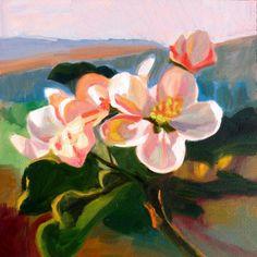 Apple Blossom, Jan Cook Mack