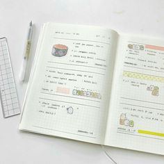 Find images and videos about journal, bullet journal and stationery on We Heart It - the app to get lost in what you love. Bullet Journal Planner, Bullet Journal Notes, Bullet Journal Aesthetic, Bullet Journal Ideas Pages, Bullet Journal Spread, Bullet Journal Layout, My Journal, Journal Prompts, Bullet Journal Inspiration