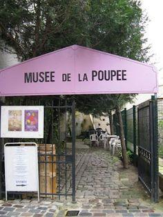 Paris Musee de la Poupee.