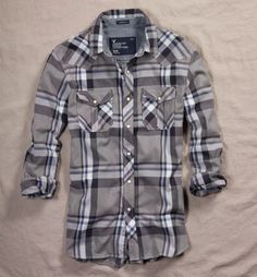 Plaid shirt men - I like this African Lace Styles, African Tops, African Shirts, African Style, Western Shirts, Western Wear, Casual Shirts, Casual Outfits, Men Shirts