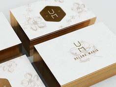 Helena Maria - Business Cards