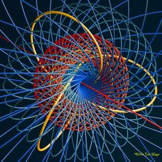 Mathematical imagery by Jos Leys in collaboration with Prof. Etienne Ghys of the Ecole Normale Supérieure de Lyon. Gallery : Knots and dynamics