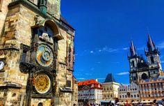 #Orloj #AstronomicalClock #Prague #OldtownSquare