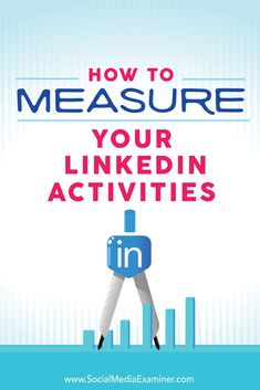 Is social selling part of your LinkedIn marketing strategy?  LinkedIn gives businesses a number of metrics for tracking the effectiveness of their marketing throughout the selling process.  In this article, you'll discover how to measure and track the effectiveness of your social selling on LinkedIn. Via @smexaminer.