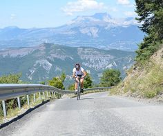 The best unknown climb in France for cyclists! #posh #luxury #traveling #travel #lux