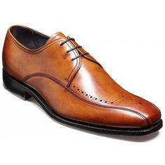 These shoes are handcrafted and hand stitched from specially selected calf leathers, fully leather lined with leather insoles and a Goodyear Welted leather sole. This style has a unique appearance with the detail on the front of the shoe making it very distinctive. Available in Black Calf and Rosewood Calf 6 to 11 including half sizes. http://www.marshallshoes.co.uk/mens-c1/barker-mens-worthing-rosewood-calf-semi-brogue-shoe-p2452