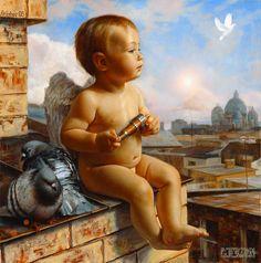 Baby Angel. ..gif ... Anna U - Google+