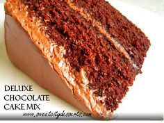 Try this creamy and soft chocolate mix recipe. Click here for recipe<> http://www.sweetcitydesserts.com/cake-mix-dessert/
