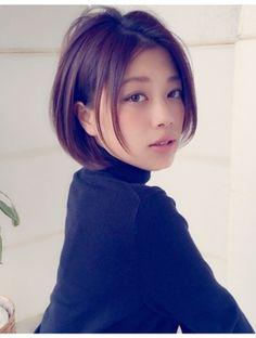 アフロートジャパン(AFLOAT JAPAN)AFLOAT【伊輪宣幸】『上戸彩、広瀬すず、矢野未希子』さん風ボブ