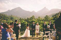Luv Bridal luv this wedding backdrop on the Gold Coast Australia #LuvBridal #GoldCoast #Weddings #DestinationWeddings