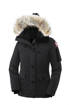 Canada Goose Outlet Montebello Parka Women Black
