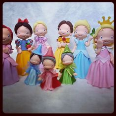 Princesas by Biscuit da Pati