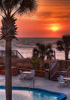Litchfield Inn, minutes away from Myrtle Beach, South Carolina 1 Norris Drive Pawleys Island, SC 29585 (843 237-4211