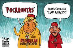 Lalo Alcaraz by Lalo Alcaraz for Nov 29, 2017 | Read Comic Strips at GoComics.com