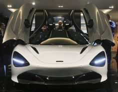 This Is the Unhinged Aeromonster That Is the McLaren 720S  - RoadandTrack.com