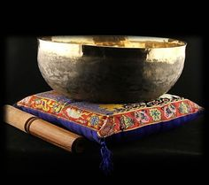 Ram Gondi 23-25cm Singing Bowl - 1450-1550g