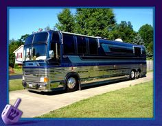 GARY ALLAN'S TOUR BUS TO BE FEATURED ON GAC'S CELEBRITY ...