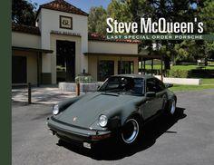 1976 Porsche 930 Turbo Carrera Steve McQueen's Last Special Order Porsche | Mecum Auctions Monterey 2015 - sold for  $1,950,000