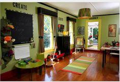 Playrooms: Creative Ideas
