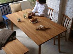 今回のマガジンは、ダイニングテーブルのサイズ選びについて。「どのサイズを買ったらいいの?」の疑問にお答えします!