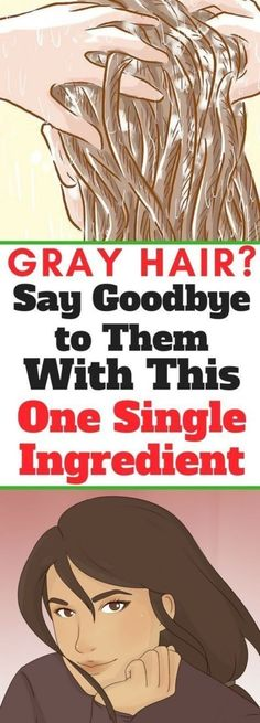 grey hair remedies Your hair can become grey because of several reasons. Here are the top 15 natural home remedies for grey hair treatment with images which are definitely help to you. Healthy Beauty, Healthy Hair, Health And Beauty, Beauty Care, Diy Beauty, Beauty Skin, Beauty Tips, Beauty Hacks, Beauty Secrets