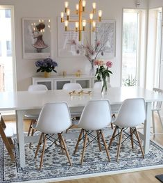Dining Table Design 2020 – How do I choose the right dining table? - Home Ideas Dining Table Design, Dining Chairs, Interior Design Inspiration, Home Interior Design, Scandinavian Home, Küchen Design, House Rooms, Living Room Decor, Sweet Home