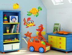 Meer dan 1000 ideeën over Onderwater Babykamer op Pinterest - Zee ...