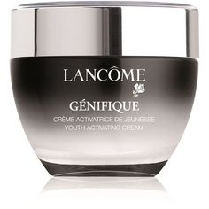 Lancôme Génifique Day Cream (255 BRL) ❤ liked on Polyvore featuring beauty products, skincare, face care, face moisturizers, face moisturizer and lancôme