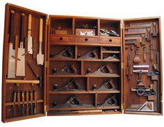 Tool cabinet.