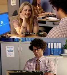 Moss - The IT Crowd